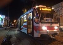 Работу трех трамвайных маршрутов временно сократили в Краснодаре, фото — «Рекламы Кубани»