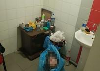 В Краснодаре в туалете ж/д вокзала в пакете нашли тело новорожденной девочки, фото — «Рекламы Кубани»
