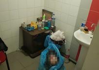 Женщина, выбросившая на ж/д вокзале в Краснодаре новорожденную дочь, говорит, что не знала о беременности, фото — «Рекламы Кубани»