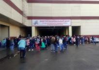 Краснодарцы создали огромную очередь возле МФЦ, фото — «Рекламы Кубани»