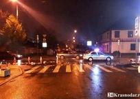 Женщину убили на пешеходном переходе в Краснодаре, фото — «Рекламы Кубани»