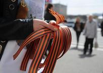 В Краснодаре 25 апреля стартует акция «Георгиевская лента», фото — «Рекламы Краснодара»