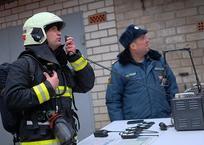 В Краснодаре загорелась девятиэтажка: есть пострадавшие, фото — «Рекламы Краснодара»