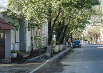 В Краснодаре полностью отремонтируют улицу имени Леваневского, фото — «Рекламы Краснодара»