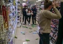 15-летняя девушка устроила погром в «Магните» на Кубани, фото — «Рекламы Кропоткина»