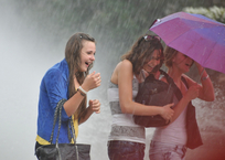 Жару на Кубани сменят дожди с градом, фото — «Рекламы Сочи»