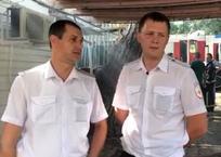 В Краснодарском крае полицейские спасли людей из пожара в гостинице, фото — «Рекламы Анапы»