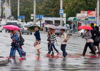 В последний день рабочей недели на Кубани прогнозируются ливни и грозы с градом, фото — «Рекламы Кубани»