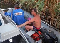 В Приморско-Ахтарском районе пропали два рыбака на резиновой лодке, фото — «Рекламы Приморско-Ахтарска»