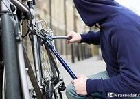 Как полицейские ловили серийного угонщика велосипедов в Краснодаре, фото — «Рекламы Кубани»