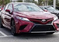 В Белореченске прокуратура запретила чиновникам покупать Toyota Camry за бюджетные 1,9 млн рублей, фото — «Рекламы Белореченска»
