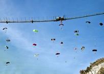 В Сочи побили мировой рекорд в массовом прыжке с моста с парашютом ВИДЕО, фото — «Рекламы Приморско-Ахтарска»