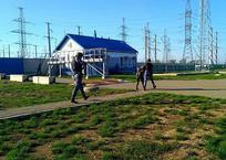 Силовики проверили защищенность ключевого объекта энергомоста «Кубань-Крым», фото — «Рекламы Приморско-Ахтарска»
