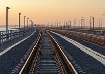 Пассажирский поезд Санкт-Петербург – Севастополь первым пройдет по Крымскому мосту, фото — «Рекламы Апшеронска»