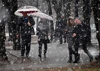 На Кубани в начале недели ожидается мокрый снег и сильный ветер, фото — «Рекламы Тихорецка»