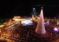 В Геленджике 31 декабря пройдет дискотека и концерт, фото — «Рекламы Геленджика»