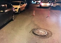 В Геленджике водитель сбил выбежавшую на дорогу 4-летнюю девочку, фото — «Рекламы Геленджика»