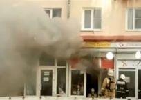 В Геленджике 50 человек эвакуировали из многоэтажки из-за пожара ВИДЕО, фото — «Рекламы Геленджика»