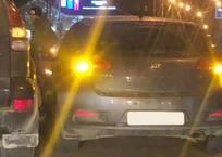 Жители Краснодара предупреждают, что в городе завелся автоподставщик, фото — «Рекламы Краснодара»