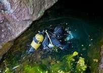 Кубанские дайверы впервые обследуют озера в местах боев с немецкой дивизией «Эдельвейс», фото — «Рекламы Апшеронска»