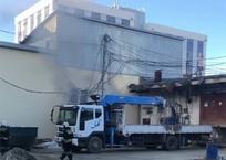 В Краснодаре произошло возгорание на подстанции, фото — «Рекламы Краснодара»