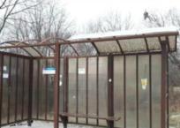 Дети мокнут на остановках в Геленджике , фото — «Рекламы Геленджика»