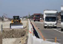 На подъезде к Геленджику начали строить дорожные развязки, фото — «Рекламы Геленджика»