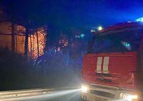 Под Геленджиком сгорели леса на площади 2 га , фото — «Рекламы Геленджика»