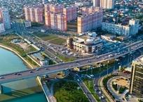 В Краснодаре хотят переименовать Тургеневский мост, фото — «Рекламы Краснодара»