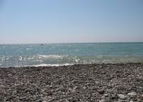 МВД России закрывает общий доступ на пляж в Cочи (ВИДЕО), фото — «Рекламы Кубани»