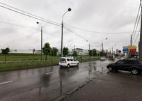 В Краснодаре не зафиксировали подтоплений после ночного ливня, фото — «Рекламы Краснодара»