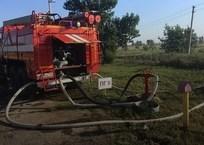 На Кубани произошла разгерметизация газовой скважины, фото — «Рекламы Ейска»