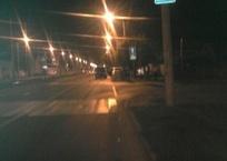 16-летний подросток попал под колеса Mercedes в центре Краснодара, фото — «Рекламы Кубани»