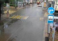 Мэрия Краснодара: больше всего подтоплений в центральной части города, фото — «Рекламы Кубани»
