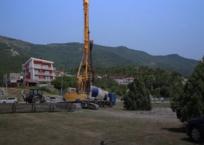 В Геленджике начался очередной этап строительства транспортной эстакады, фото — «Рекламы Геленджика»
