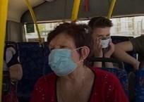 """Носить маски обязательно: на Кубани за """"забывчивость"""" ссадят с автобуса и не пустят в магазин, фото — «Рекламы Геленджика»"""