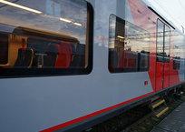 На первый рейс «Ласточки» между Адлером и Анапой раскупили все билеты, фото — «Рекламы Адлера»