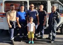 В Геленджике спасатели помогли вытащить палец ребенка из металлической скамьи ФОТО, фото — «Рекламы Геленджика»