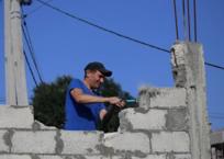 В Геленджике снесли два незаконно возведенных здания, фото — «Рекламы Геленджика»