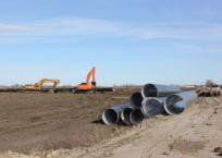 На Кубани началось строительство нового участка водопровода для обеспечения курортов, фото — «Рекламы Геленджика»