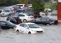 В городах Краснодарского края за 1,5 часа выпала месячная норма осадков ВИДЕО, фото — «Рекламы Геленджика»