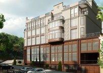 Власти Сочи добиваются сноса здания, построенного на месте «поцелуевского» гастронома, фото — «Рекламы Хадыженска»