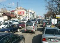 Краснодар стал всероссийским лидером по количеству авто, фото — «Рекламы Кубани»