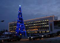 Краснодар на Новый год будет выглядеть хуже всех?, фото — «Рекламы Хадыженска»