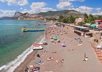 Краснодарские пляжи сделают платными, фото — «Рекламы Адлера»