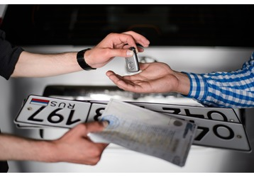 Как поставить автомобиль на учет в ГИБДД в Адлере, фото — «Реклама Адлера»