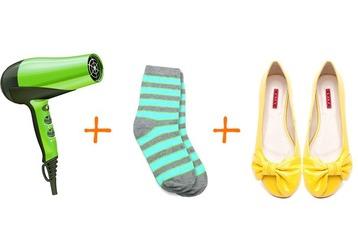 Как разносить новые туфли за 2 минуты?, фото — «Реклама Кубани»
