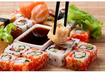 Где заказать суши в Краснодаре?, фото — «Реклама Краснодара»