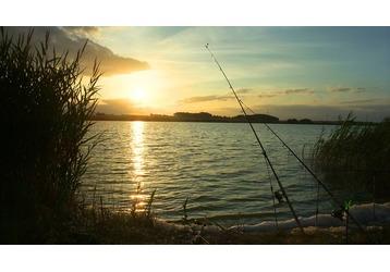 Где в Краснодаре можно ловить рыбу, фото — «Реклама Краснодара»