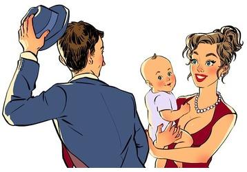 Дама с ребенком желает познакомиться..., фото — «Реклама Кубани»